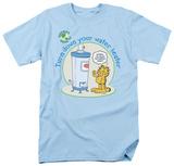 Garfield - Turn It Down T-shirts