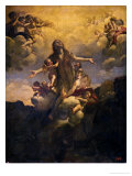 The Assumption of Mary Magdalene Giclee Print by Giovanni Lanfranco