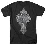 Lethal Threat - Jesus Cross T-Shirt