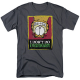 Garfield - I Don't Do Ordinary T Shirts