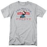 Popeye - I Yam What I Yam T-shirts