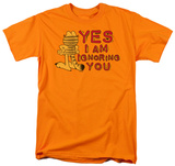 Garfield - Yes I Am T-shirts