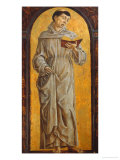 Saint Anthony from Padoue Giclee Print by Cosimo Tura