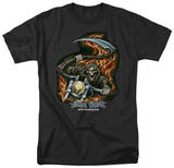 Lethal Threat - Reaper Ride T-shirts