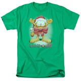 Garfield - Unwrap the Joy! T-shirts