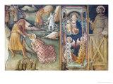 Martyrdom of Saint Barbara Giclee Print by Bartolomeo Di Tommaso