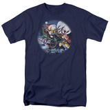 Garfield - Moonlight Ride T-shirts