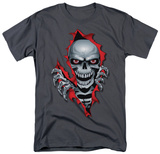 Lethal Threat - Ripper Skull T-Shirt