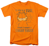 Garfield - Cheat Sheet T-shirts
