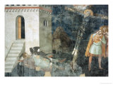 Scenes from the Life of St. Peter and Andrew: One Scene Giclee Print by Pietro Cavallini