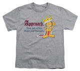 Youth: Garfield - State Your Business T-shirts