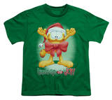 Youth: Garfield - Unwrap the Joy! T-shirts