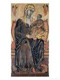 Madonna and Child Giclee Print by  Coppo Di Marcovaldo