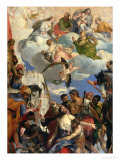 Martyrdom of Saint George Giclee Print by Paolo Veronese