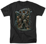 Lethal Threat - Electric Chair Reaper T-Shirt