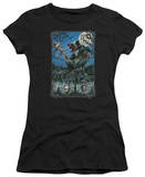 Juniors: Lethal Threat - Graveyard Zombie Shirts