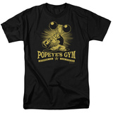 Popeye - Popeye's Gym T-shirts