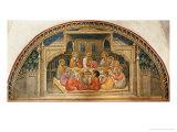 Last Supper Giclee Print by Pietro Di Giovanni Di Corraduccio