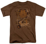 Garfield - Rock Rules T-shirts