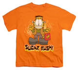 Youth: Garfield - Sugar Rush T-shirts
