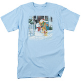 Garfield - Snow Fun T-shirts