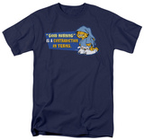 Garfield - Contradiction in Terms T-shirts