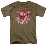 Popeye - Strong To The Finish Vintage T-shirts