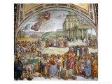 Predicazione e Fatti Dell'Anticristo Giclee Print by Luca Signorelli
