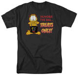 Garfield - Treats Only T-shirts