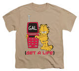 Youth: Garfield - Get a Life T-shirts