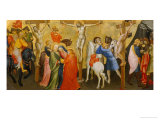 Crucifixion Giclee Print by Lorenzo Monaco