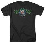 Lethal Threat - Green Tribal Clown Shirts