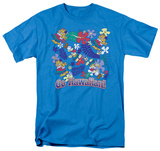 Garfield - Go Hawaiian T-shirts