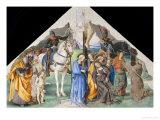 Crucifixion Giclee Print by Pietro Perugino