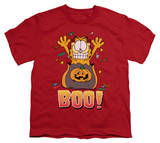 Youth: Garfield - Boo! T-shirts