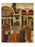 Ferial Altarpiece Giclee Print by Paolo Veneziano