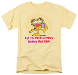 Garfield - From Zero to Perky T-shirts