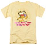 Garfield - From Zero to Perky T-shirts