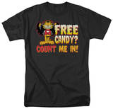 Garfield - Count Me In T-shirts