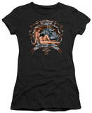 Juniors: Lethal Threat - Trucker Girl Shirts
