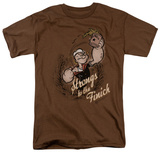 Popeye - Strong To The Finish T-shirts