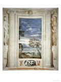 Landscape and Dog Giclée-Druck von Paolo Veronese