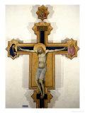 Cross Giclee Print by Pietro Lorenzetti