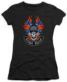 Juniors: Lethal Threat - Rebel Skull T-shirts