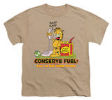 Youth: Garfield - Welcome to My Space T-Shirt