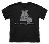 Youth: Garfield - Good Morning, Sunshine T-shirts