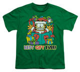 Youth: Garfield - Best Gift Ever T-shirts
