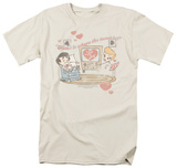 I Love Lucy - Home Is Where the Heart Is! T-shirts