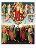 Ascension Giclee Print by Pietro Perugino