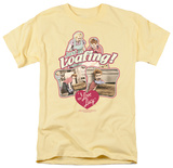 I Love Lucy - Just Loafing T-shirts
